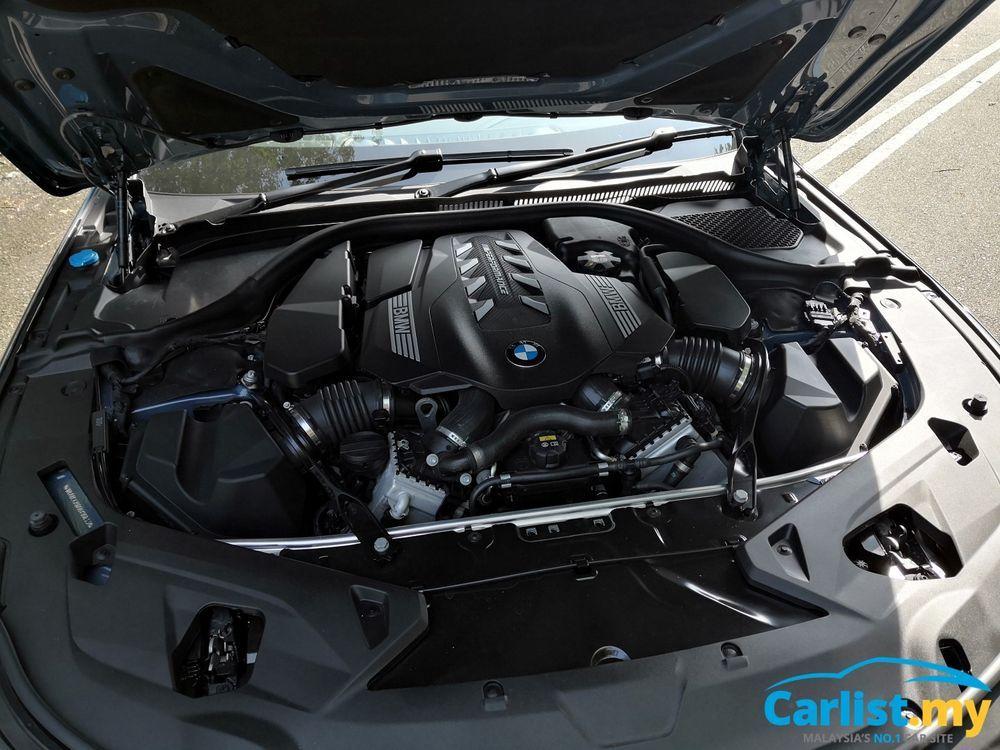 bmw 8 series engine