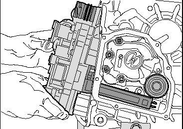 GOLF GTI MK5 MECHATRONIC