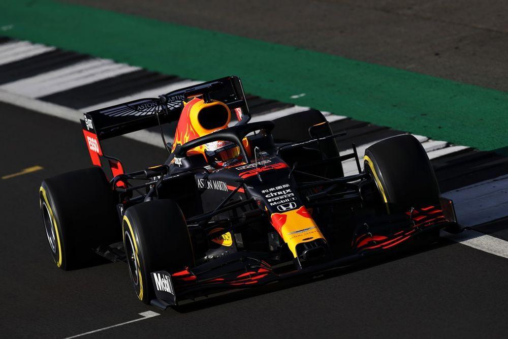 Red Bull Formula 1 car 2020