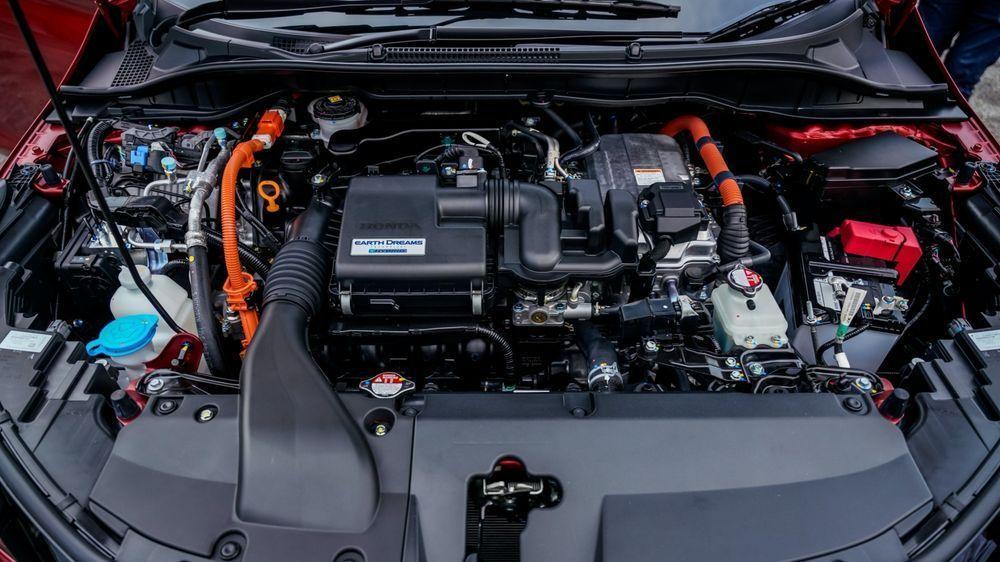 2020 Honda City engine