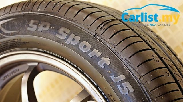 Malaysian Honed Dunlop Formula D05 And Sp Sport J5 Makes Debut Buying Guides Carlist My