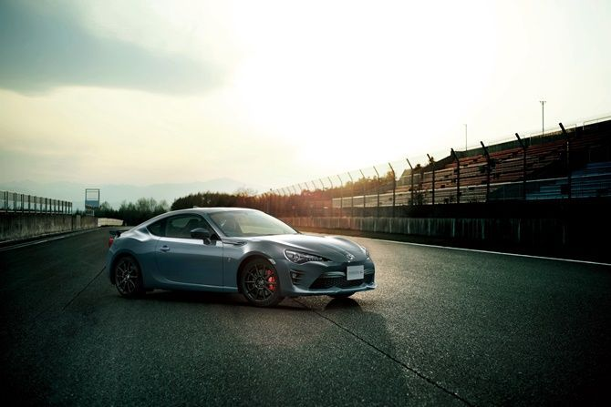 Why We Still Love The Toyota 86 And Subaru BRZ Front Three Quarter Grey