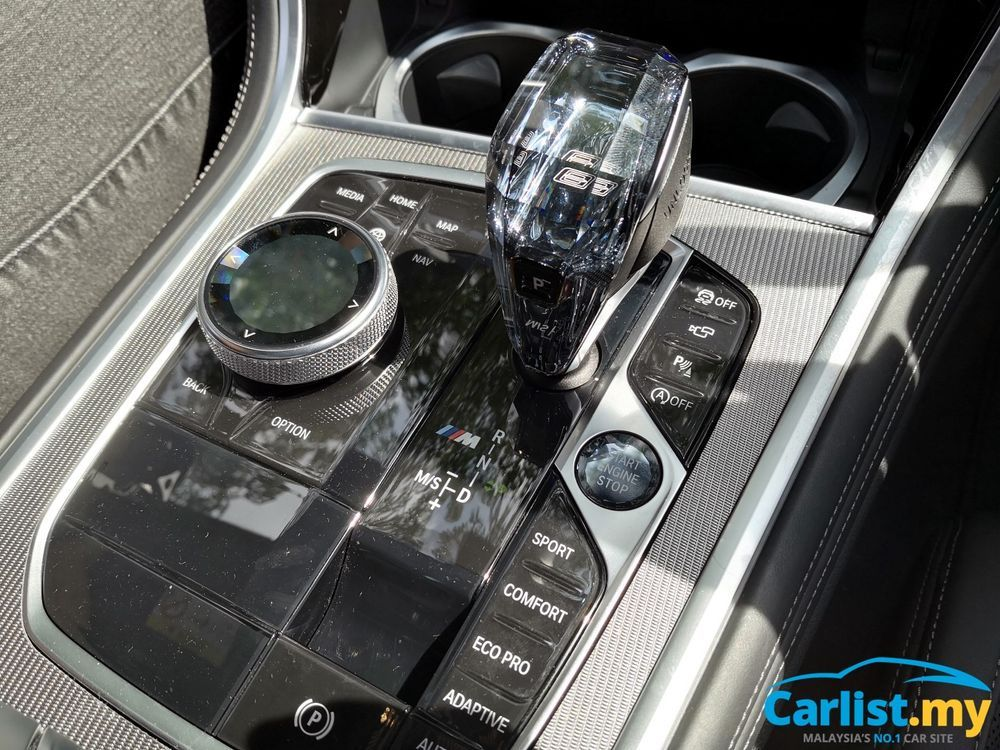 bmw 8 series coupe gear