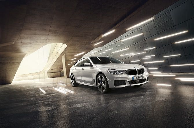 Real Joy Is Just Around The Corner With BMW 6GT