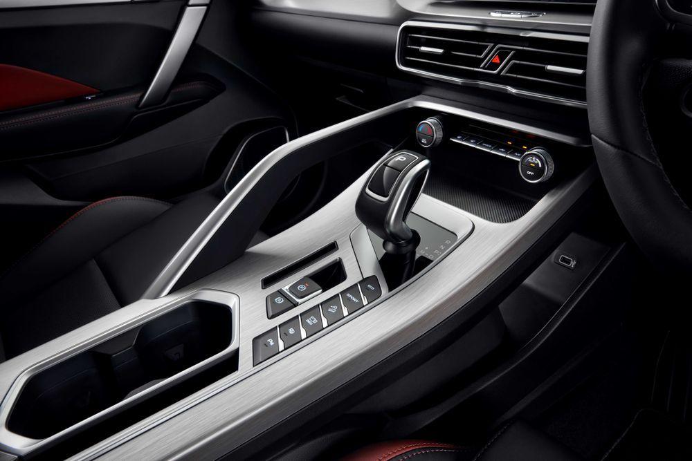 Proton X50 gearbox