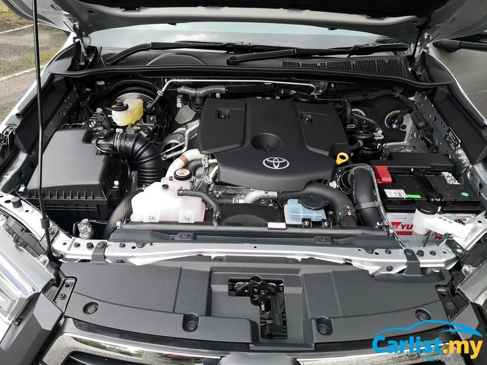 toyota hilux 2.8 rogue engine