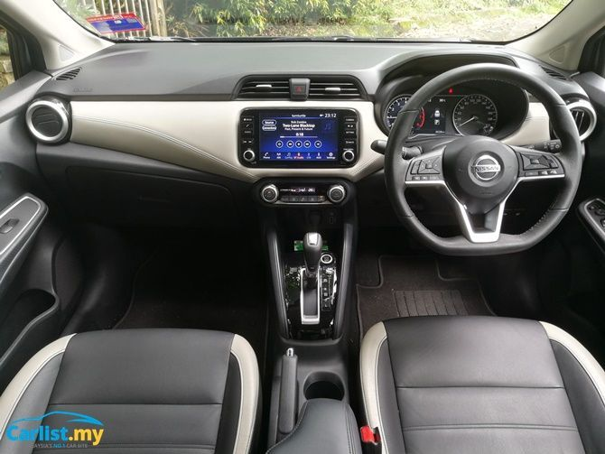 Review 2020 Nissan Almera Leaps And Bounds Interior