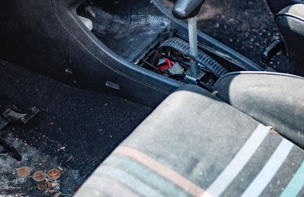 Cleaning Car Seats - 2020