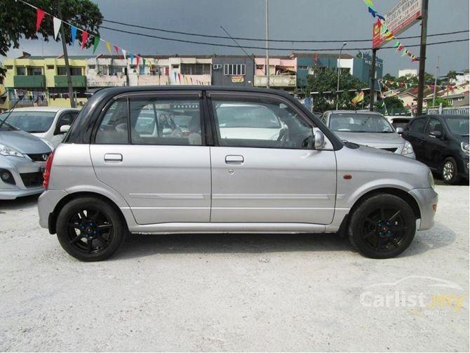The Best First Car Perodua Kelisa Buying Guide Side View