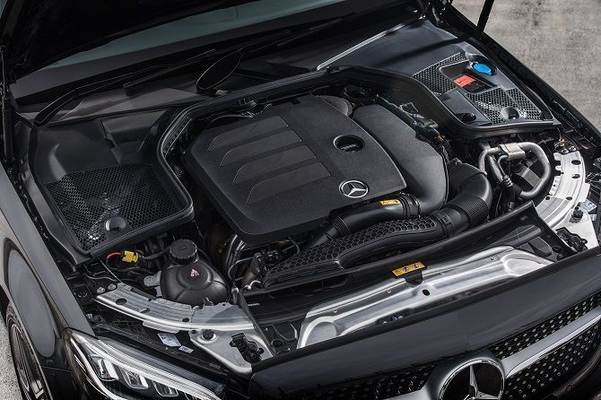 Mercedes Benz Malaysia Launches C 200 AMG Line RM 252k Engine