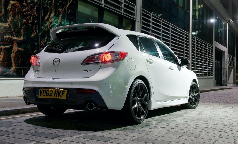 2011 Mazda 3 MPS