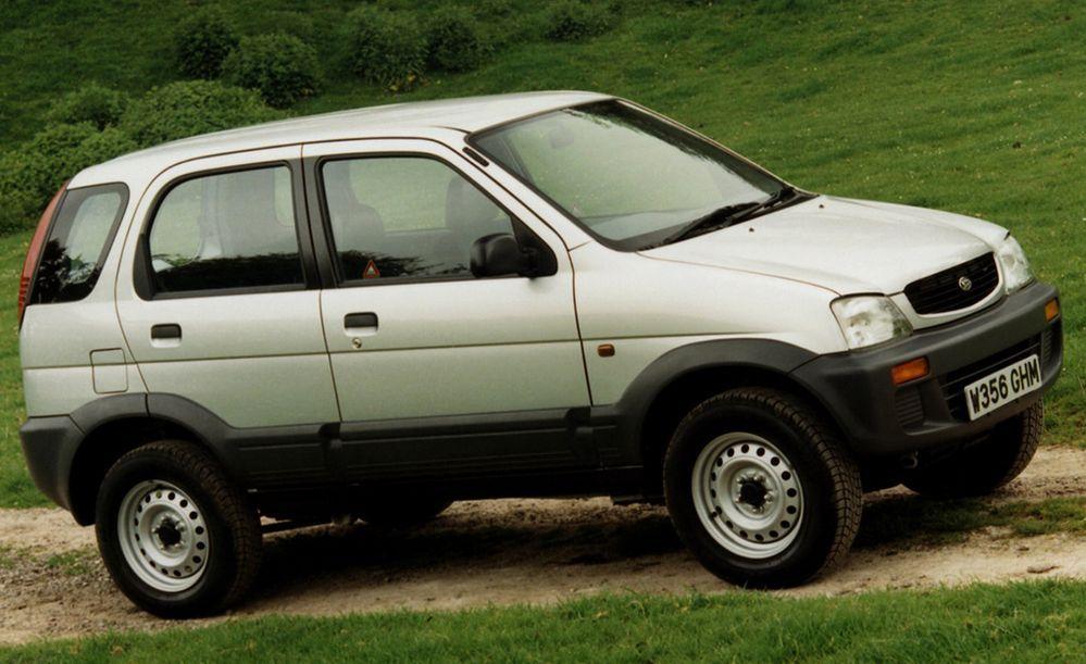 1998 Daihatsu Terios