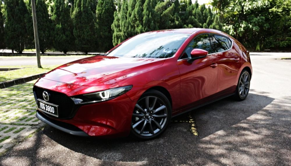 2020 Mazda 3 2.0 Liftback