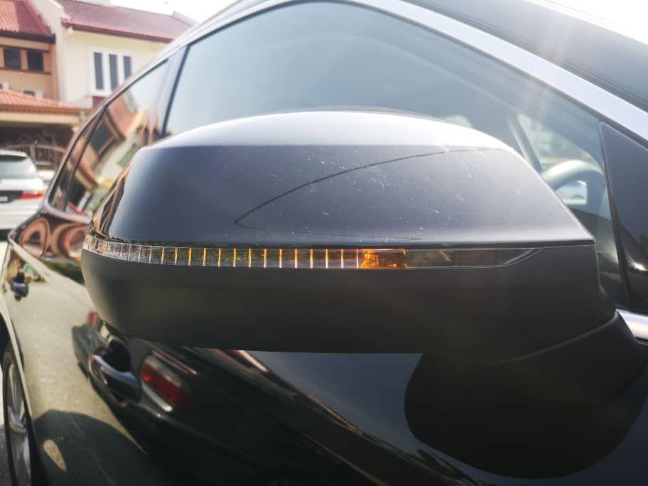Audi A5 2.0 Signal Light