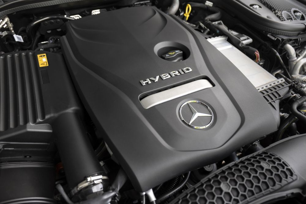 2020 mercedes-benz e-class engine