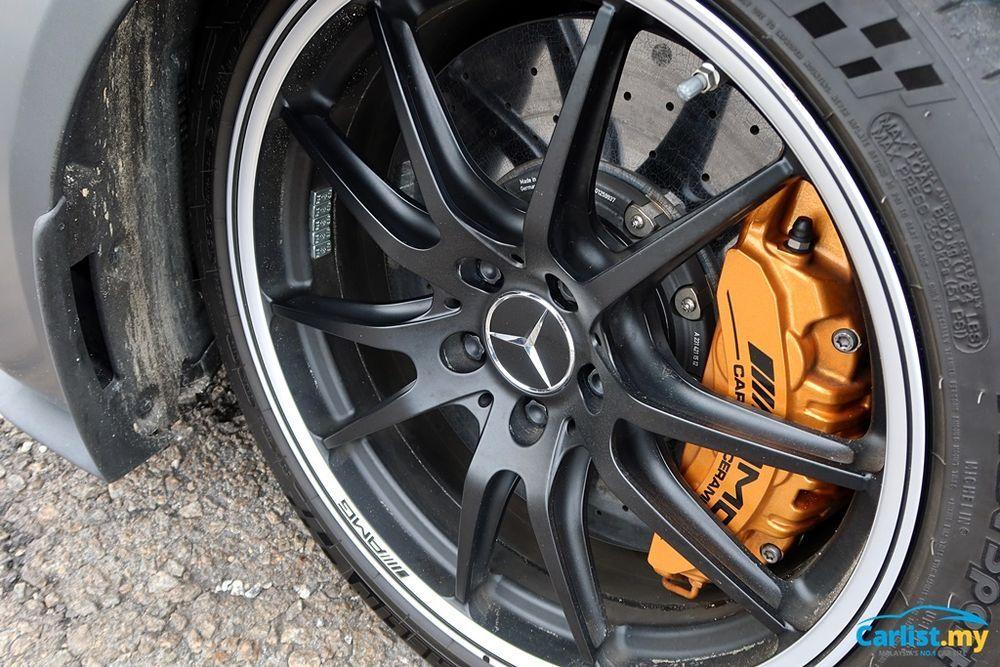 (C190) Mercedes-AMG GTR Wheels