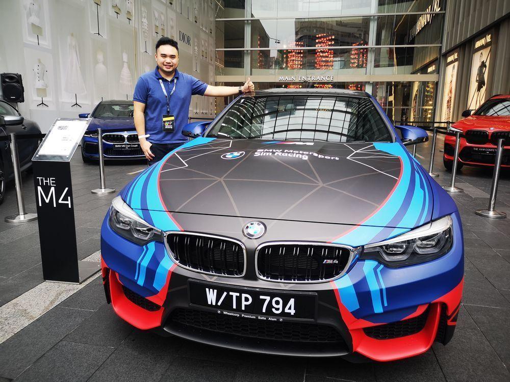 BMW M4 Malaysia Day