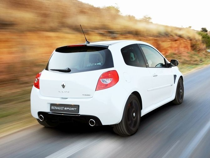Higher RON Fuel Helps No Matter What Clio RS