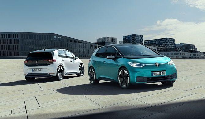 Volkswagen ID.3 Launched