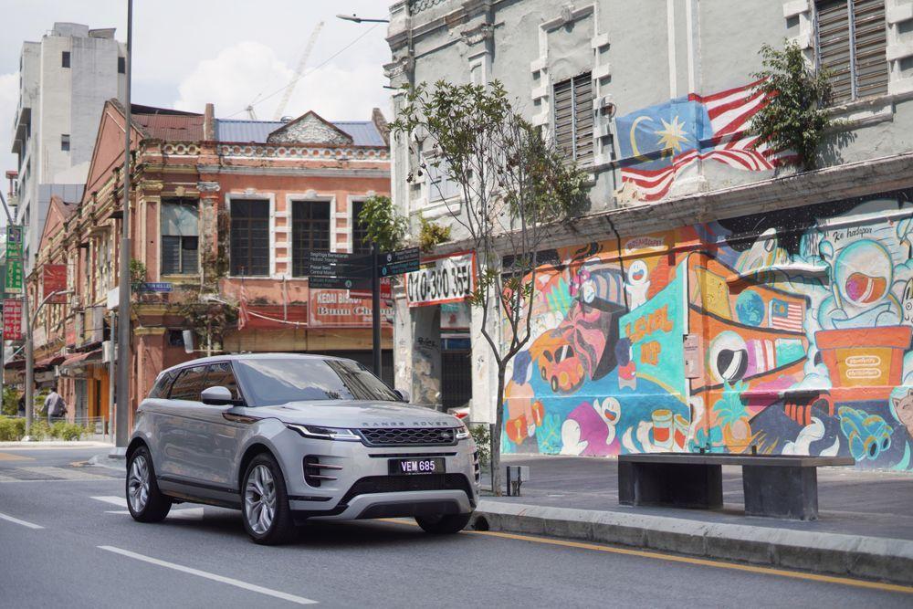 Range Rover Evoque Malaysia