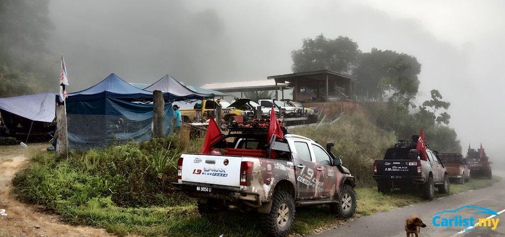 2019 Borneo Safari Expedition - Isuzu Team Campsite
