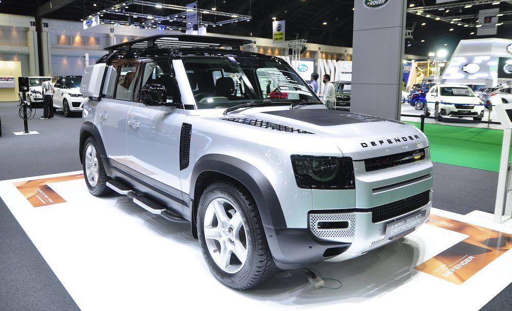 BIMS - 2 - Land Rover