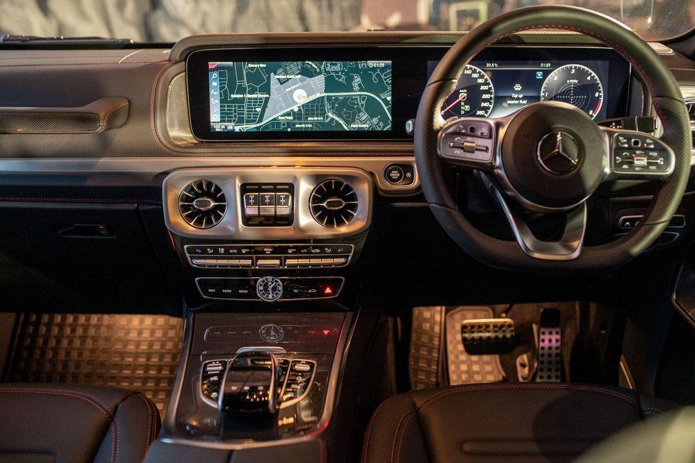 g350d interior