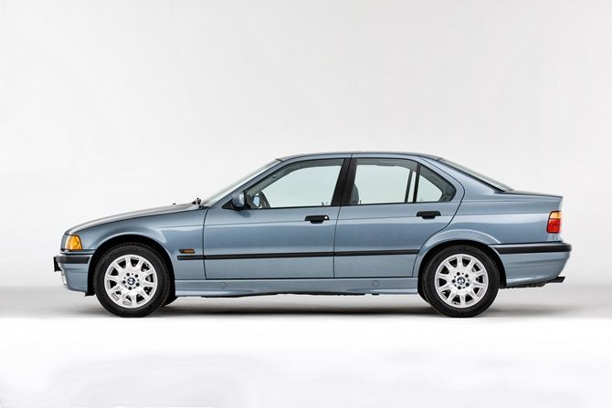 If You Could Only Have One Fun All Rounder Cars BMW E36 325i