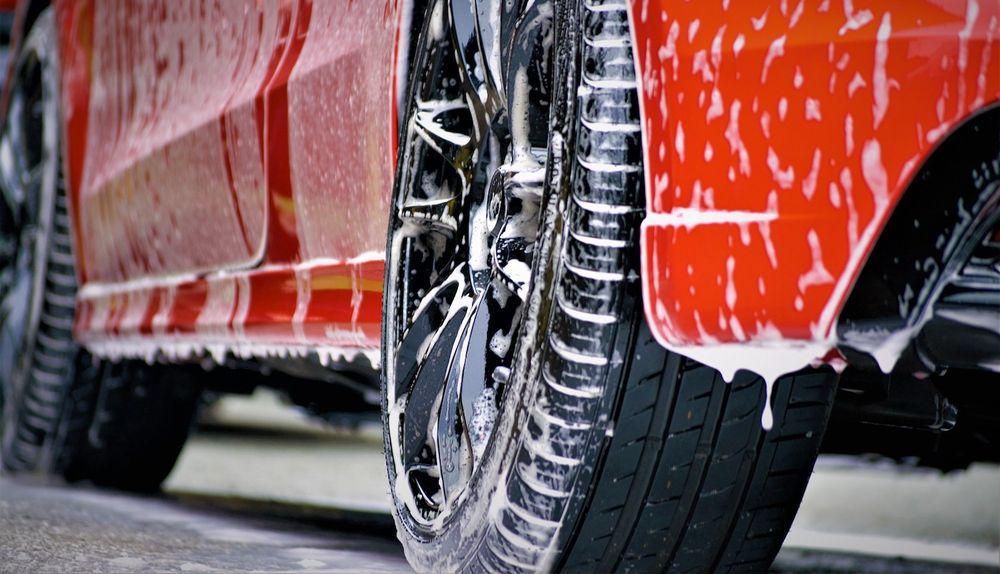 Wash Wash Wheels