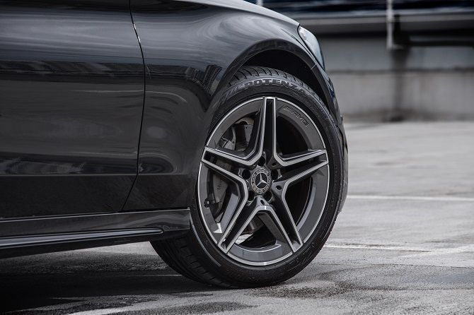 Mercedes Benz Malaysia Launches C 200 AMG Line RM 252k Front Wheel