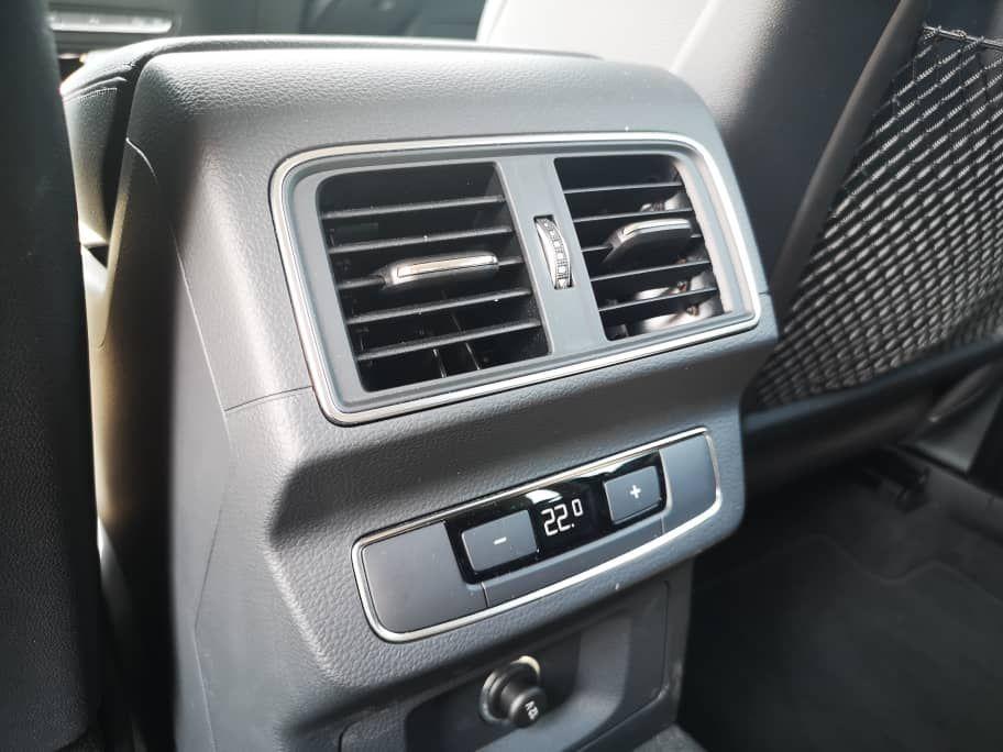Audi A5 2.0 Rear Aircon Vent