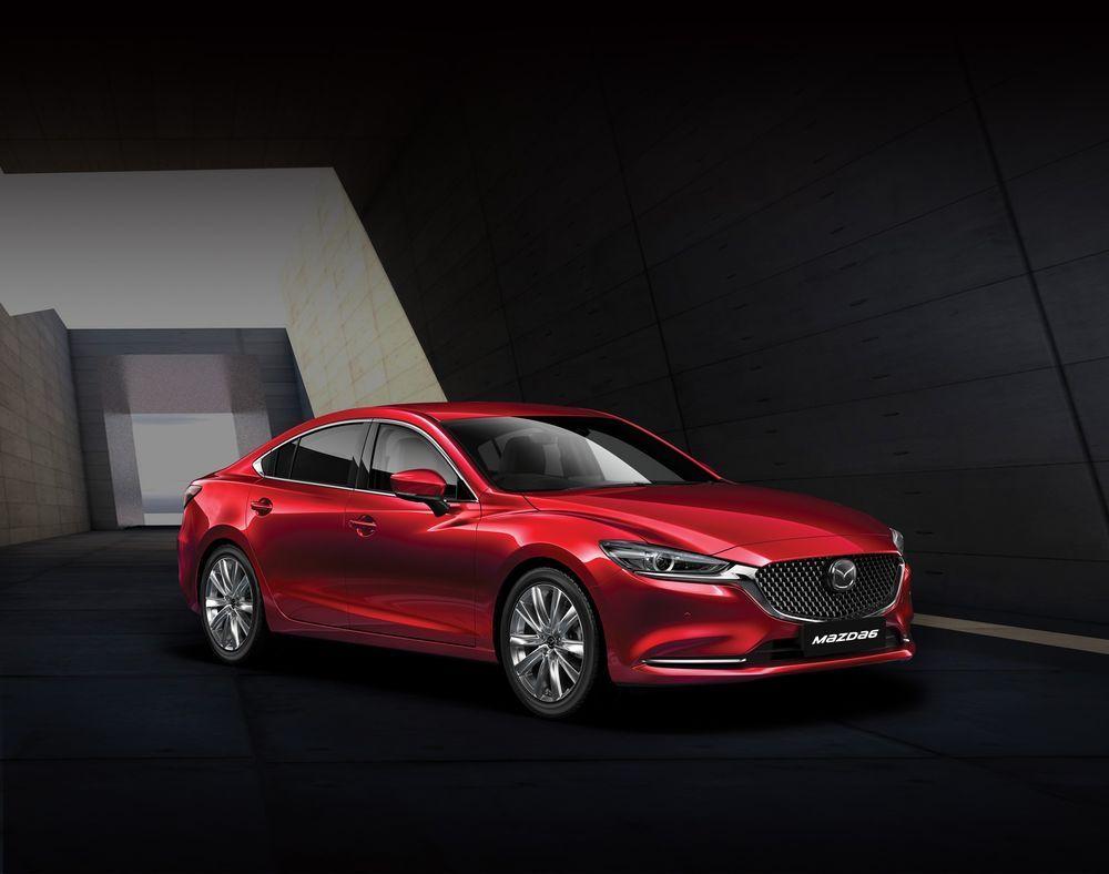 Mazda 6 Malaysia
