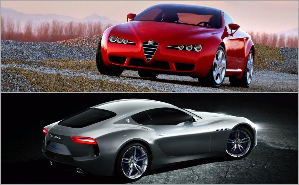 Alfa Romeo & Maserati