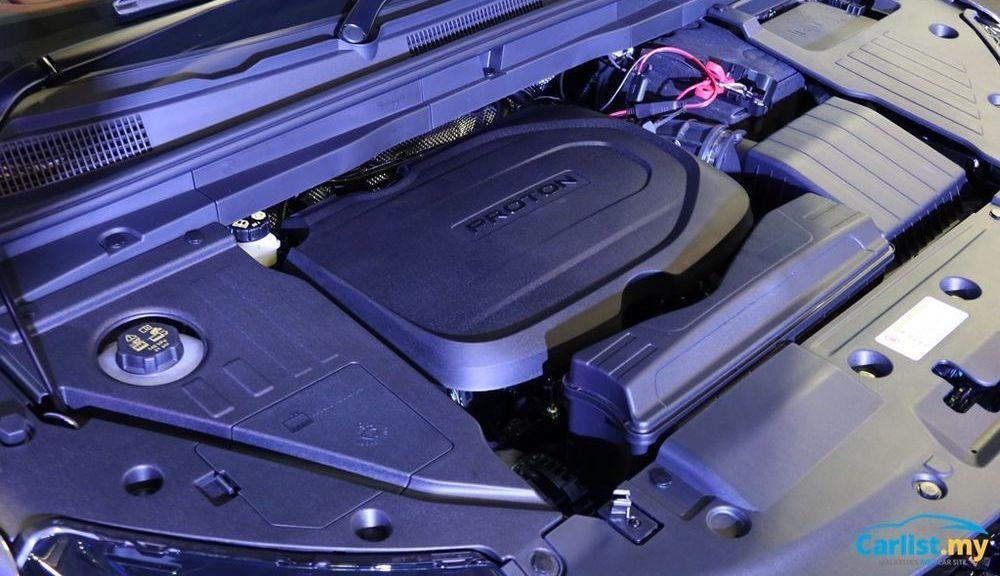 Proton X50 Engine