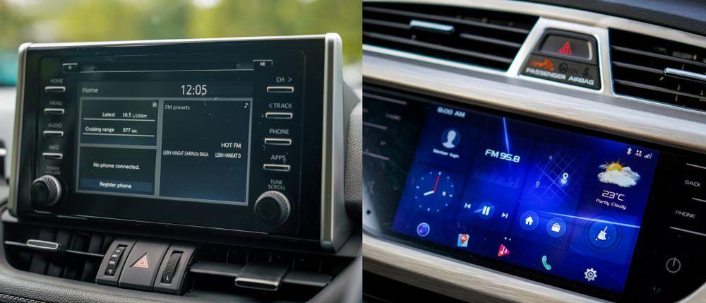 2020 Toyota RAV4 - Tech
