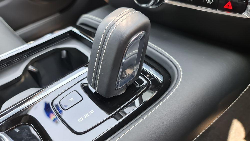 Volvo S60 Gear lever