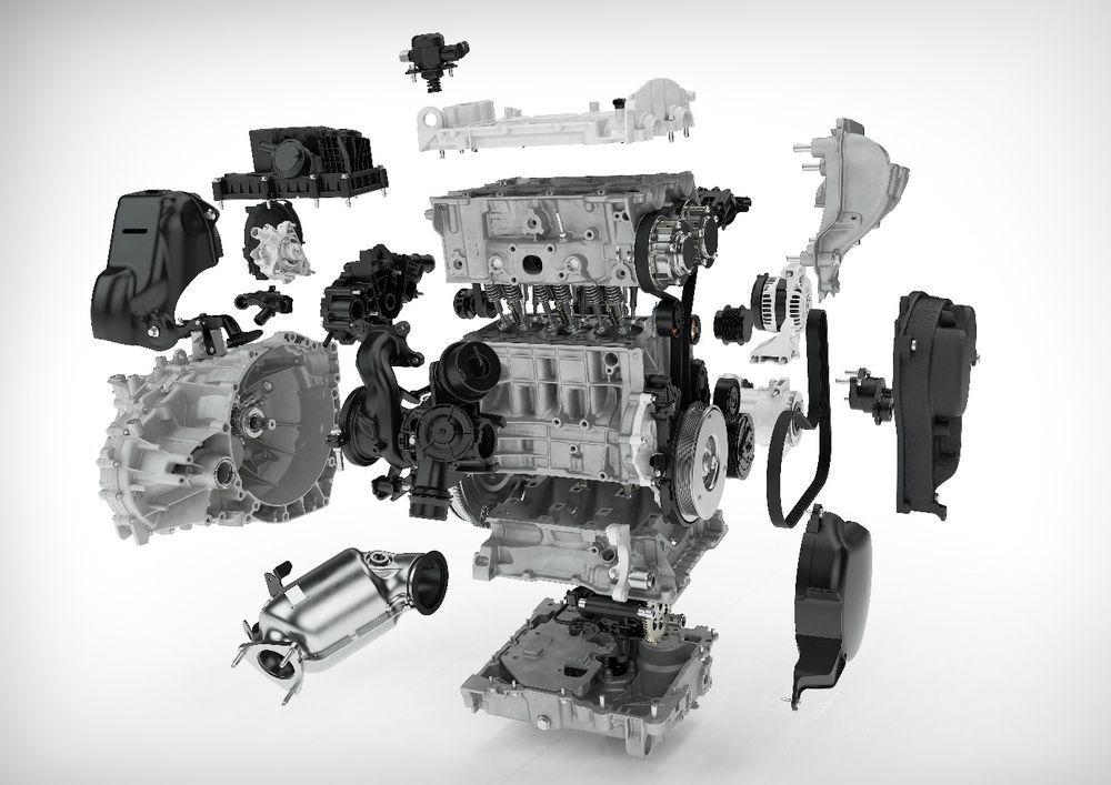 1.5TD engine breakdown
