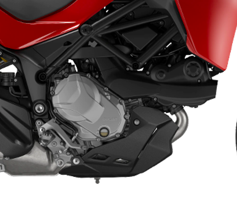 Ducati Multistrada V2 Engine