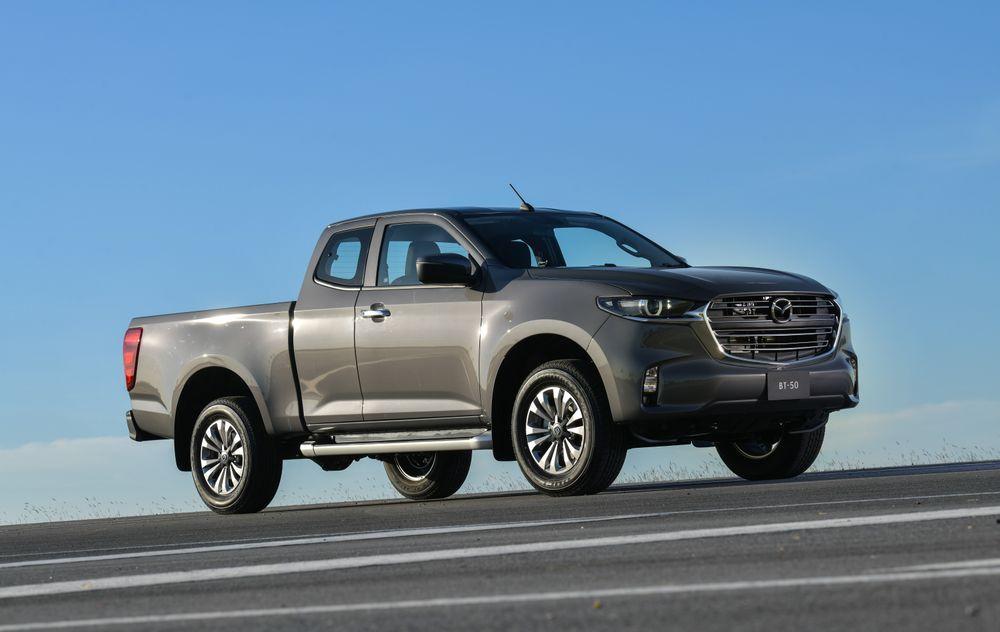 ระบบกันสะเทือน All New Mazda BT 50