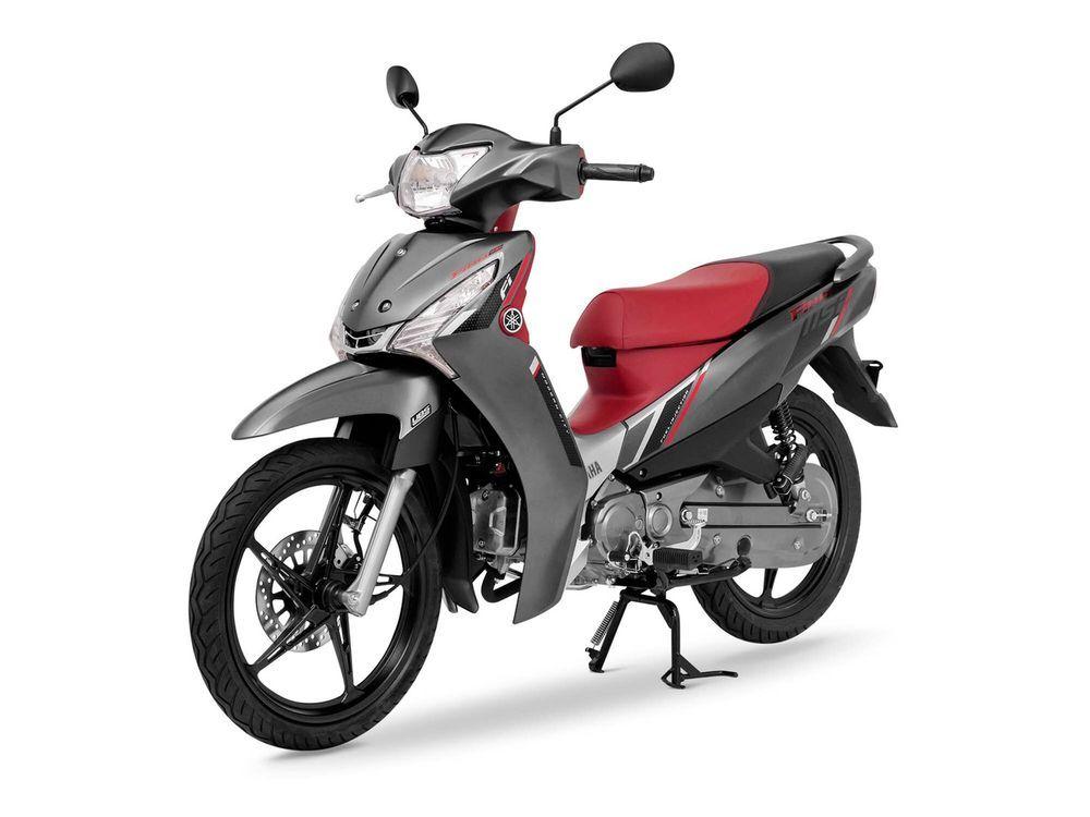 Yamaha Finn UBS