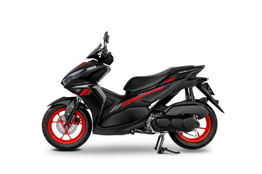 Yamaha Aerox 2021 Black