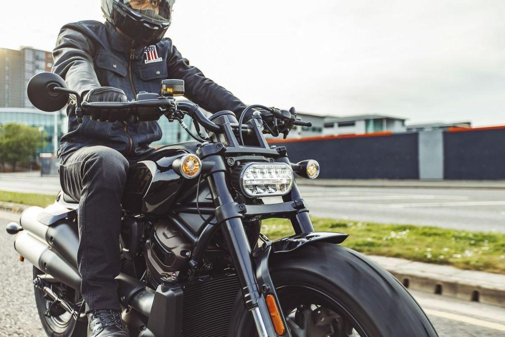 Harley-DavidsonSportster® S Headlight