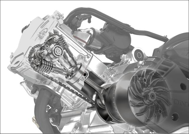 2BK KF47 Engine