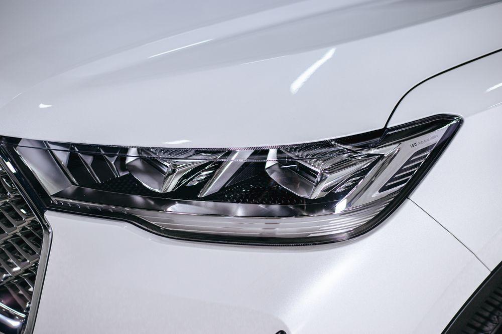 Intelligent LED Headlamp