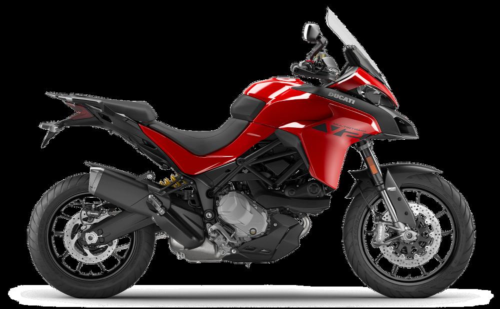 Ducati Multistrada V2 Red