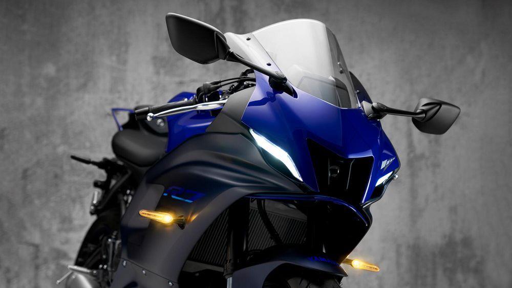 Yamaha R7 2022 Light