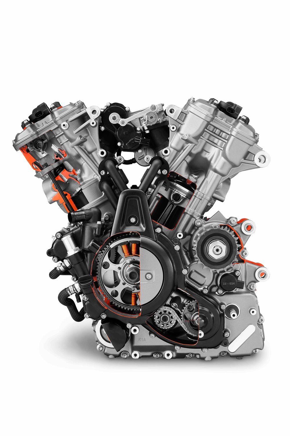 Engine Harley-Davidson Sportster® S