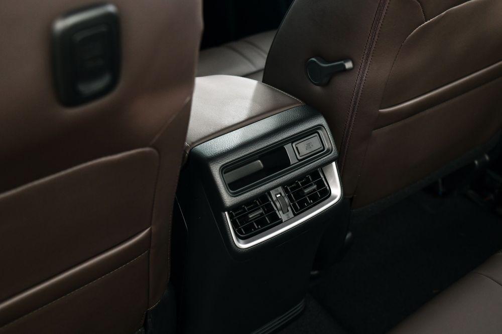 ภายในAll New Mazda BT 50