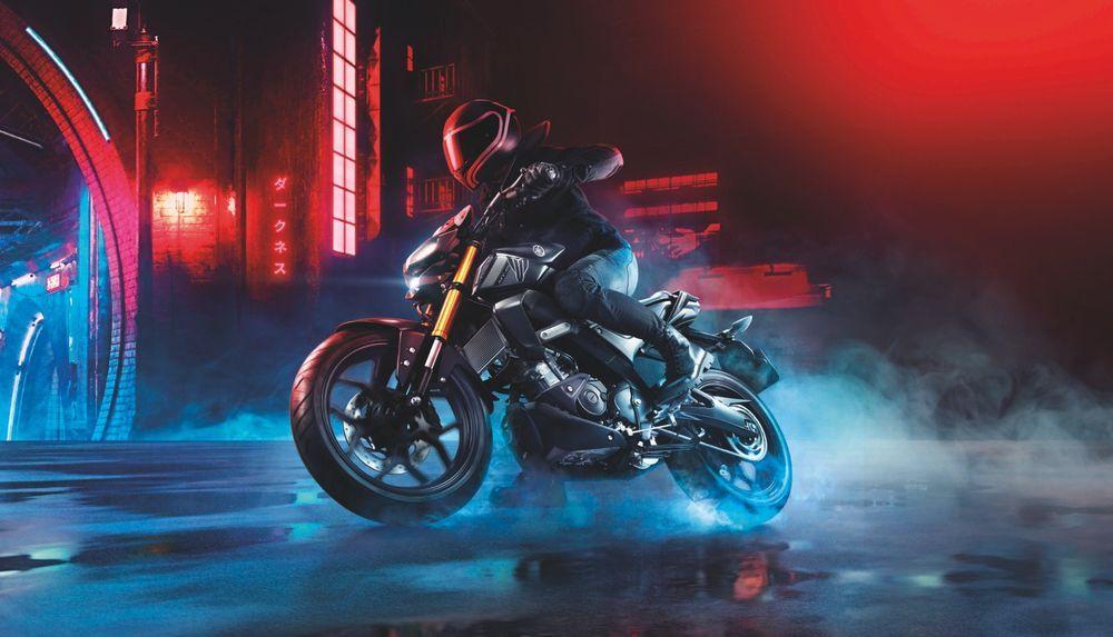 Yamaha MT-15 2021 Ride