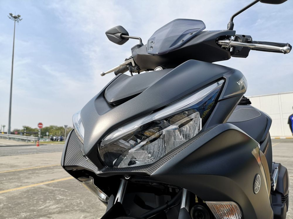 Yamaha Aerox 2021 Headlight